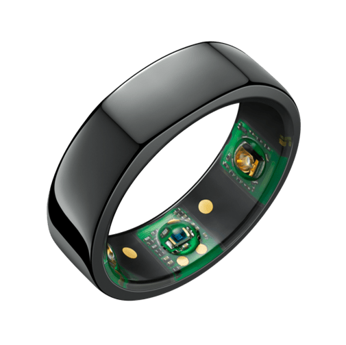 Biometrische ring