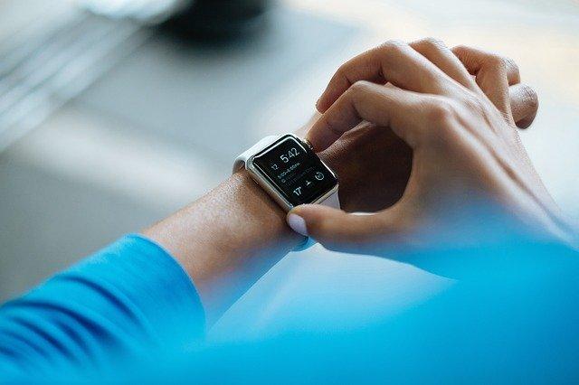 smartwatch bewegen