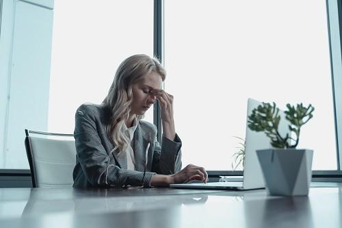 stress op werk